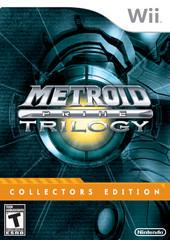 Metroid Prime Trilogy Collector's Edition Wii Prices