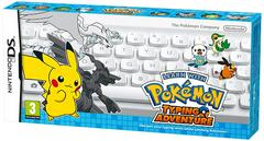 Learn with Pokemon: Typing Adventure PAL Nintendo DS Prices