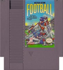 Cartridge   Play Action Football NES