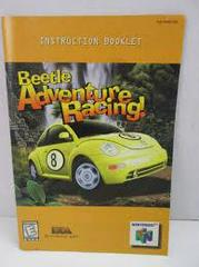 Beetle Adventure Racing - Instructions   Beetle Adventure Racing Nintendo 64