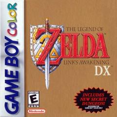 Zelda Link's Awakening DX GameBoy Color Prices