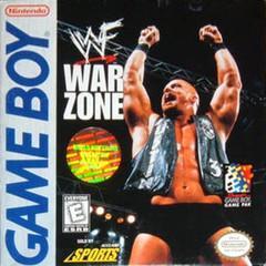 WWF Warzone GameBoy Prices