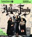 The Addams Family | TurboGrafx CD