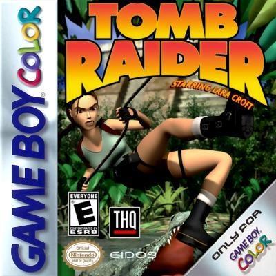 Tomb Raider Cover Art