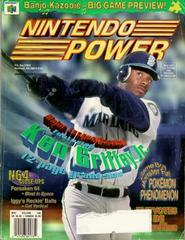 [Volume 108] Ken Griffey Jr Baseball Nintendo Power Prices