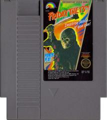 Cartridge | Friday the 13th NES