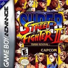 Super Street Fighter Ii Prices Gameboy Advance Compare Loose