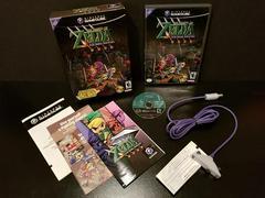 Zelda: Four Swords Adventure [Cable Bundle] | Zelda Four Swords Adventures [Cable Bundle] Gamecube