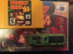 can you play donkey kong 64 without expansion pack