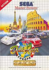 OutRun Europa PAL Sega Master System Prices