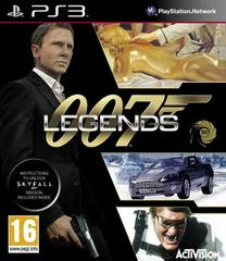 007 Legends PAL Playstation 3 Prices