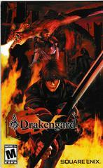 Manual - Front | Drakengard Playstation 2