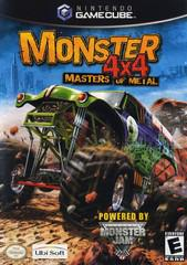 Monster 4x4 Masters of Metal Gamecube Prices