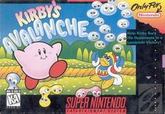 Kirby's Avalanche Super Nintendo Prices