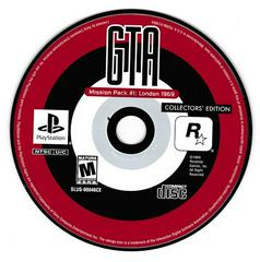 Game Disc - (SLUS-00846CE)   Grand Theft Auto Mission Pack #1: London 1969 [Collector's Edition] Playstation
