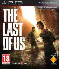 The Last of Us PAL Playstation 3 Prices