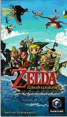 Manual - Front | Zelda Wind Waker Gamecube