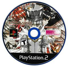 Game Disc 2 - Growlancer III | Growlanser: Generations Playstation 2