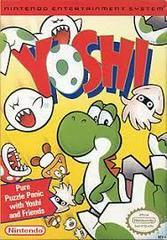 Yoshi - Front | Yoshi NES