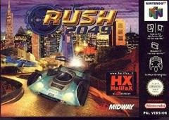 Rush 2049 PAL Nintendo 64 Prices