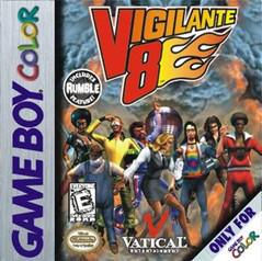 Vigilante 8 GameBoy Color Prices