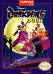 Darkwing Duck - Front | Darkwing Duck NES
