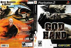 Artwork - Back, Front | God Hand Playstation 2