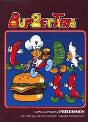 Burgertime Intellivision Prices