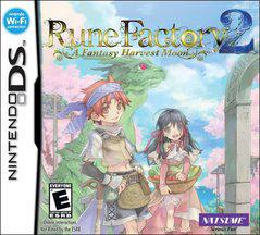 Rune Factory 2 A Fantasy Harvest Moon Nintendo DS Prices