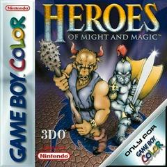 Heroes of Might and Magic PAL GameBoy Color Prices