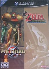 Metroid Prime & Zelda Wind Waker Combo Gamecube Prices