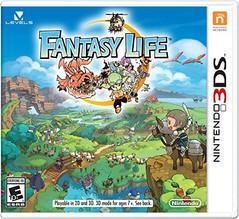 Fantasy Life Nintendo 3DS Prices