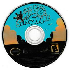 Game Disc | Super Mario Sunshine Gamecube