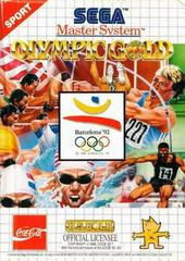 Olympic Gold Barcelona 92 PAL Sega Master System Prices
