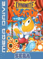 Dynamite Headdy PAL Sega Mega Drive Prices