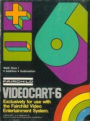 Videocart 6 Fairchild Channel F Prices