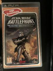 Pal Edition | Star Wars Battlefront: Elite Squadron PSP