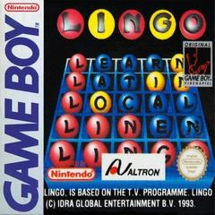 Lingo PAL GameBoy Prices