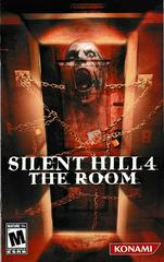 Manual - Front | Silent Hill 4: The Room Playstation 2