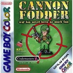 Cannon Fodder PAL GameBoy Color Prices