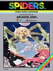 Spiders Arcadia 2001 Prices