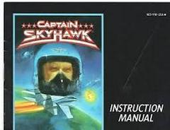 Captain Skyhawk - Instructions   Captain Skyhawk NES