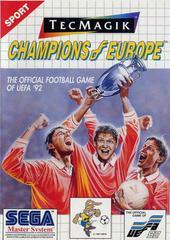 Champions of Europe PAL Sega Master System Prices