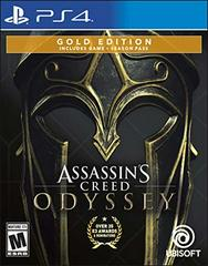 Assassin's Creed Odyssey [Gold Edition] Playstation 4 Prices