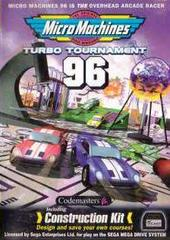 Micro Machines: Turbo Tournament 96 PAL Sega Mega Drive Prices