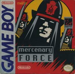 Mercenary Force GameBoy Prices