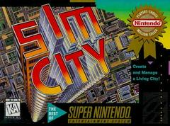 SimCity [Player's Choice] Super Nintendo Prices