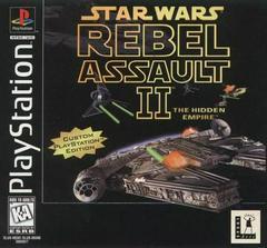 Star Wars Rebel Assault 2 Playstation Prices