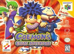Goemon's Great Adventure Nintendo 64 Prices