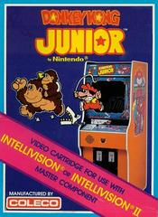 Donkey Kong Junior Intellivision Prices
